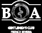 Cabaret Le Boa Nice – Cannes – Monaco Logo